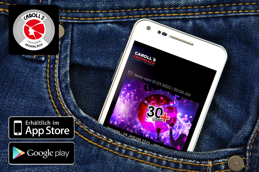 Carolls Android & IOs App